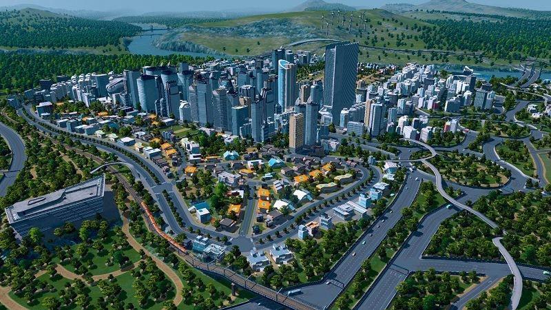 Cities: Skylines After Dark Steam Key GLOBAL - screenshot - 8