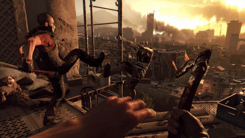 Dying light - the Game