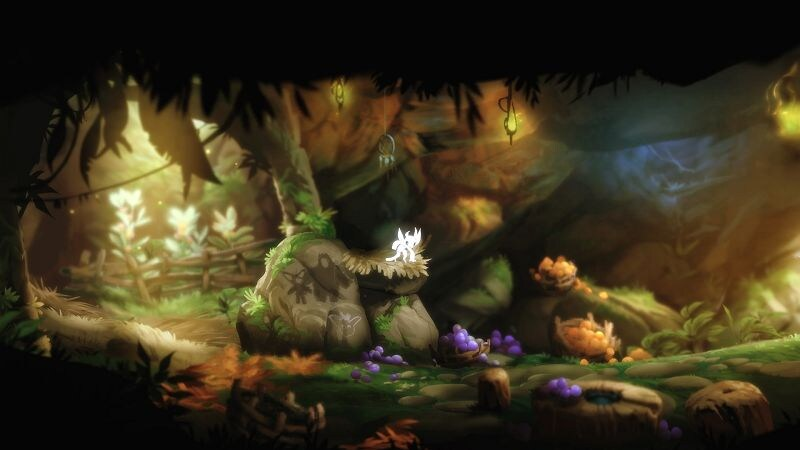 Ori and the Blind Forest Steam Key GLOBAL - gameplay - 44