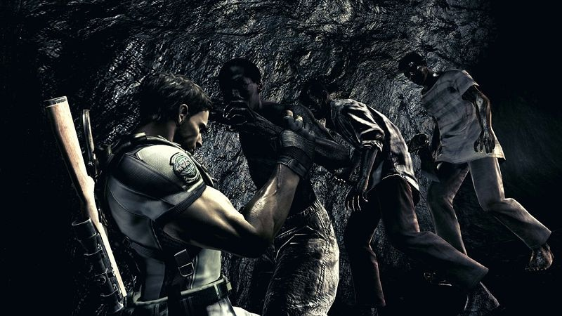 Resident Evil 5 Steam Key GLOBAL - gameplay - 7