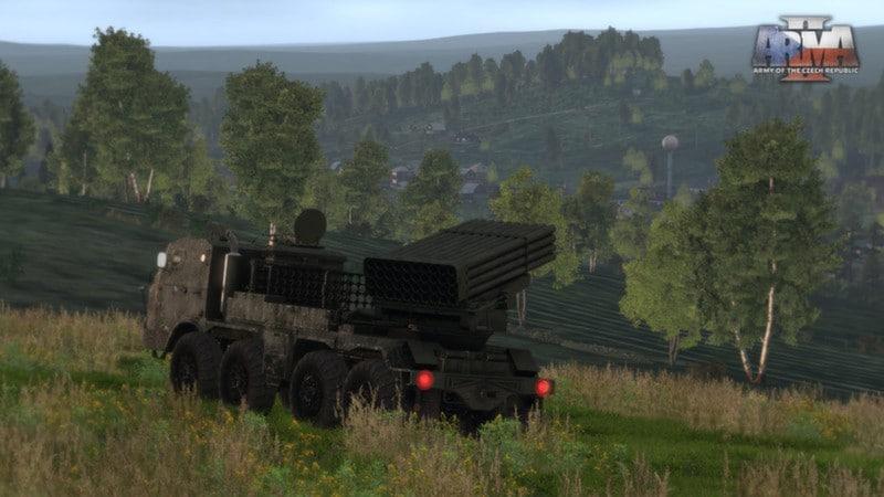 Arma 2: Army of the Czech Republic Steam Key GLOBAL - screenshot - 4