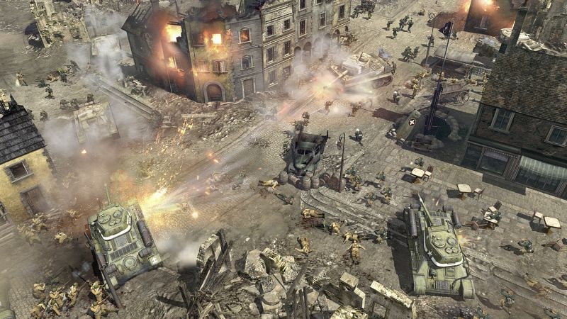 Case Blue Company Of Heroes 2 : Company of heroes master collection İndir pc dlc türkçe