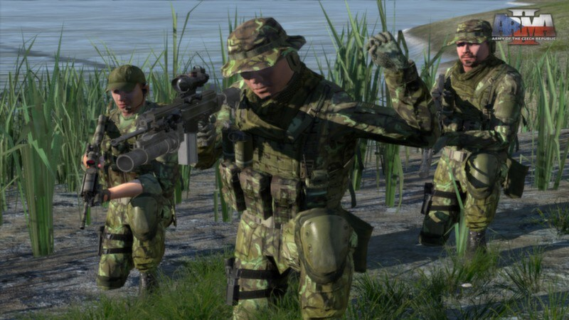 Arma 2: Army of the Czech Republic Steam Key GLOBAL - screenshot - 13