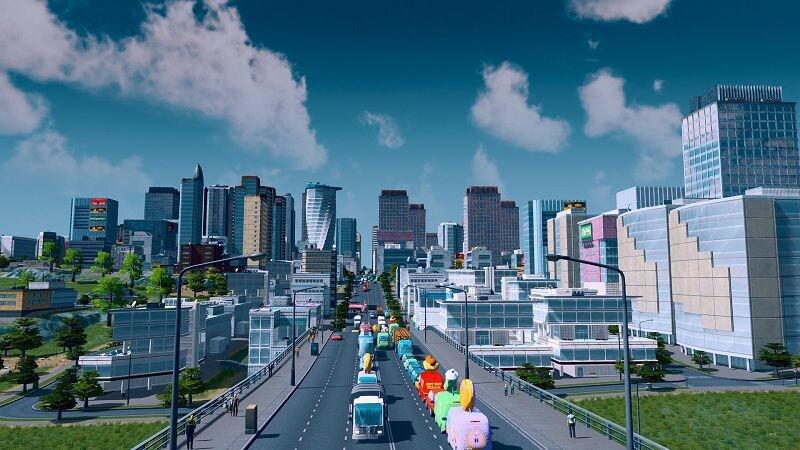 Cities: Skylines After Dark Steam Key GLOBAL - screenshot - 5