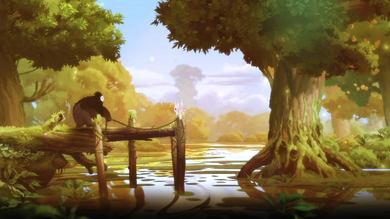 Ori and the Blind Forest Steam Key GLOBAL - gameplay - 43