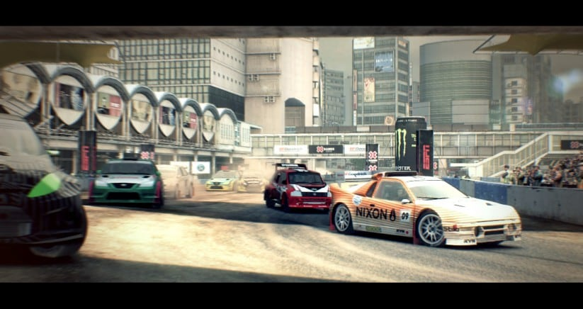 DiRT 3 Complete Edition Steam Key GLOBAL - ゲームプレイ - 2