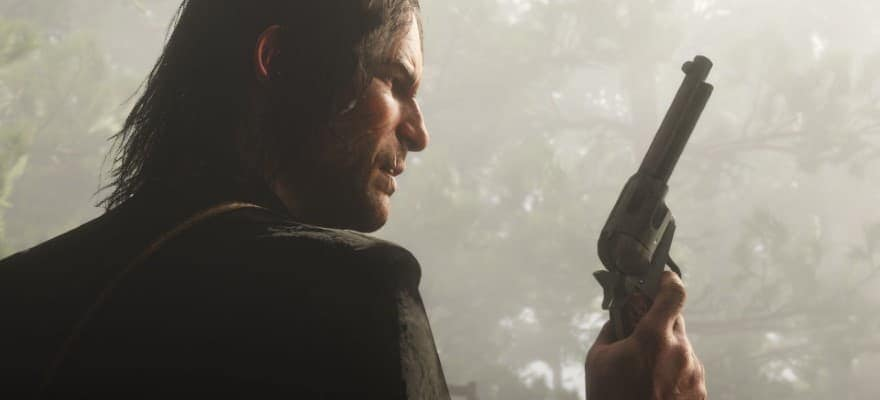 Arthur Morgan in RDR 2