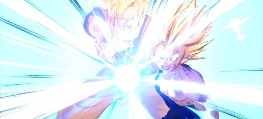 Gohan with Goku