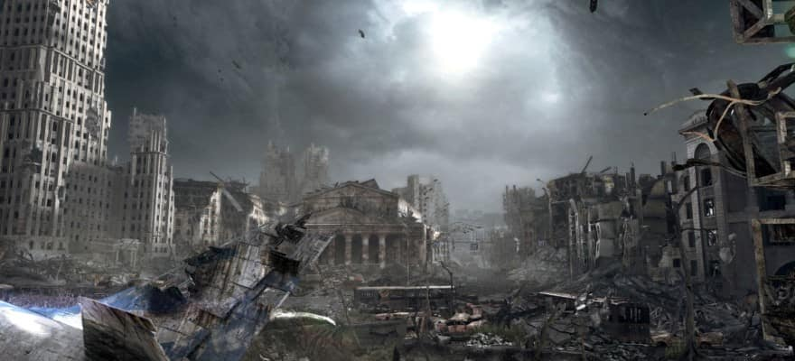 Moscow in Metro 2033