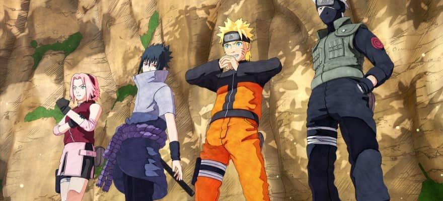 Characters in Shinobi Striker