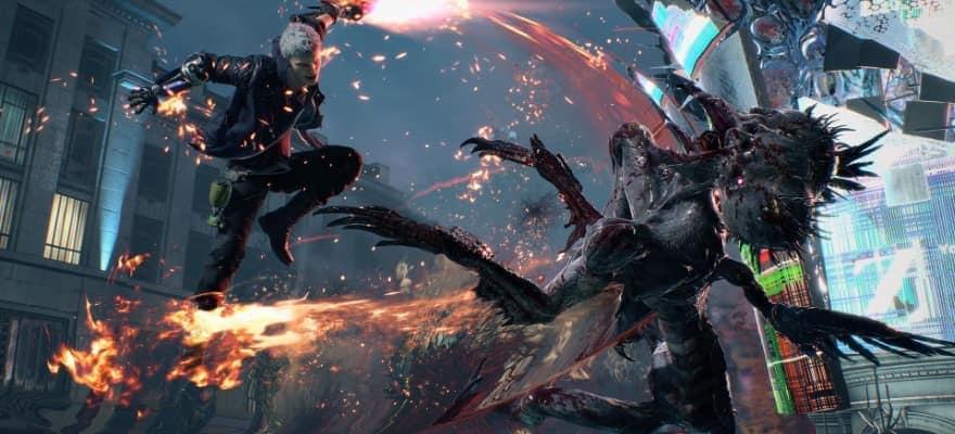 Nero fighting