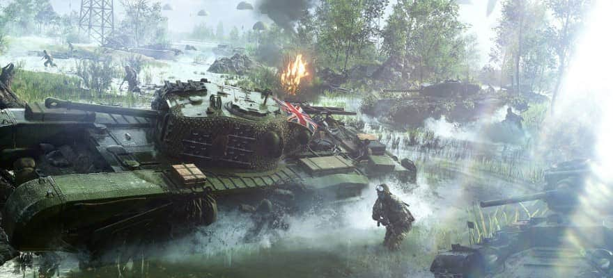 Battlefield 5 co-op