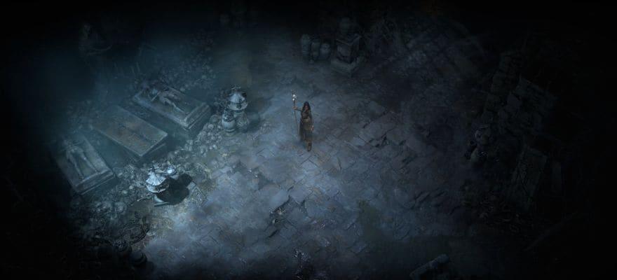 Diablo 4 graphics