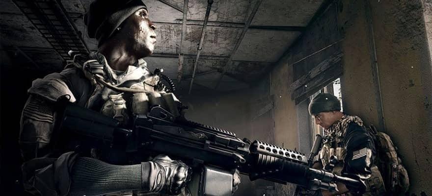 Characters in Battlefield 4