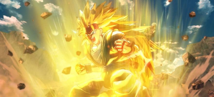 Goku SSJ3 Xenoverse 2