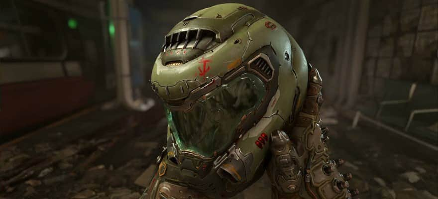 Doom Slayer Helmet