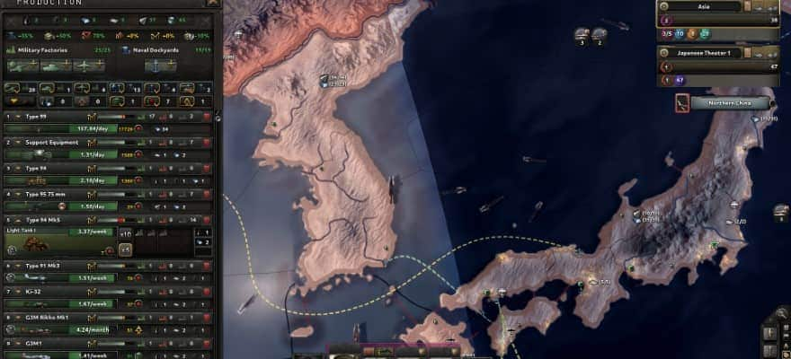 , Hearts of Iron IV: Waking the Tiger Steam Key GLOBAL, P2Gamer