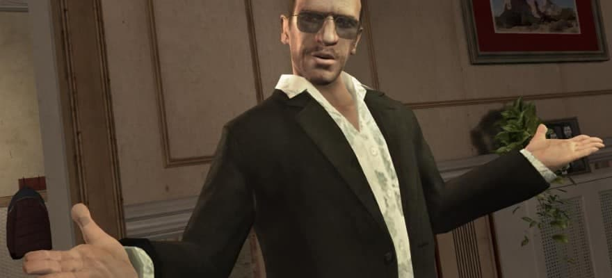 Niko Bellic - Grand Theft Auto IV