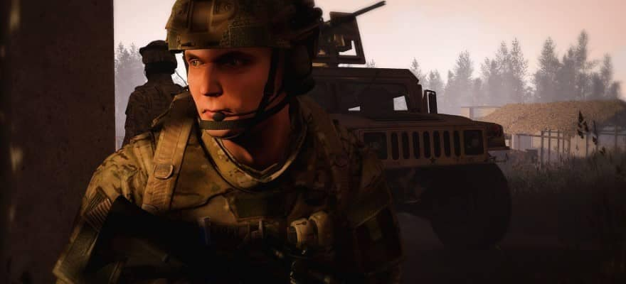 Soldier in Squad (PC)