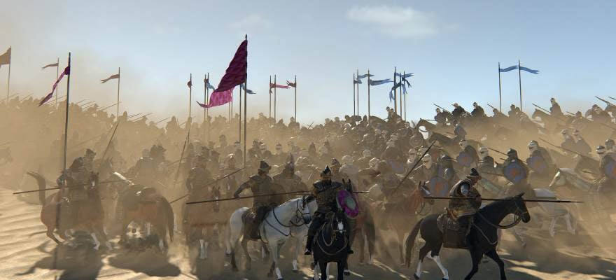 Battle in Bannerlord 2