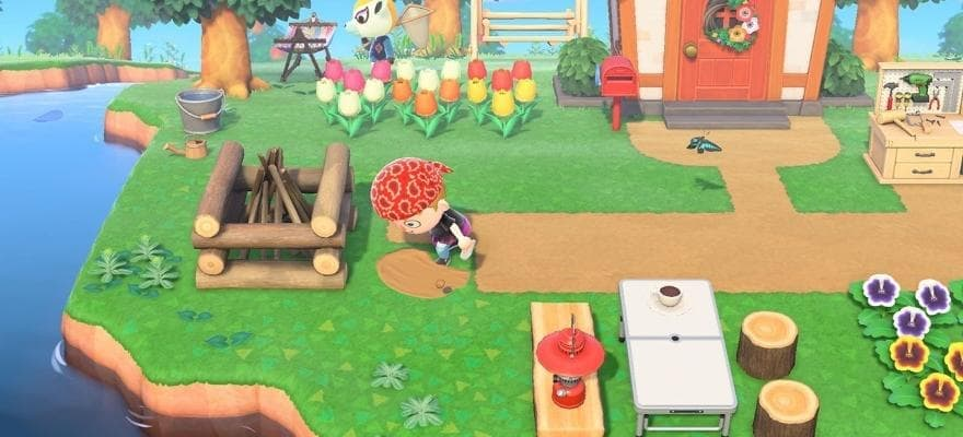Animal Crossing New Horizons game