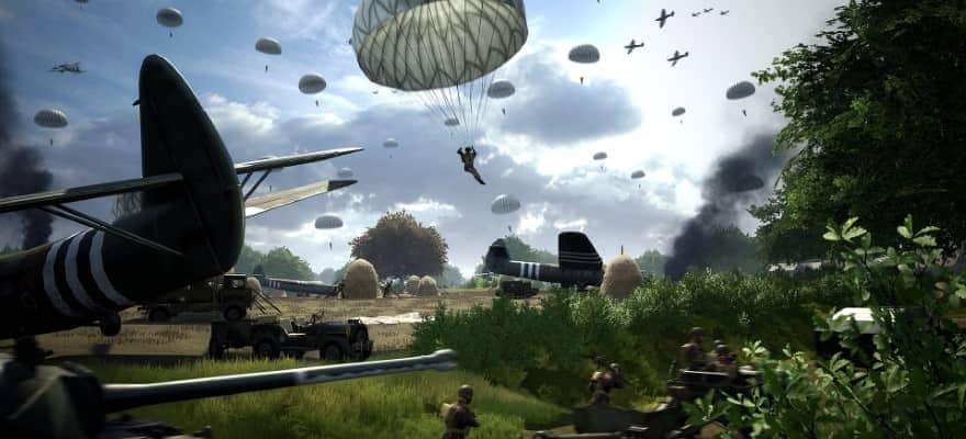 Post Scriptum WW2 Game