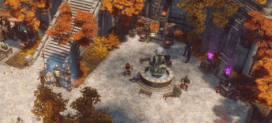 Spellforce 3 graphics