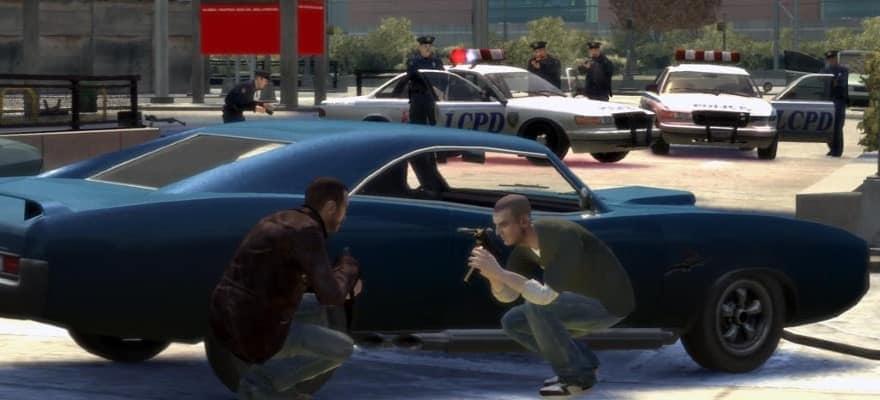 Police in GTA 4