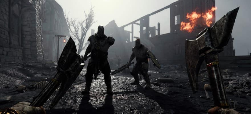 Vermintide 2 game