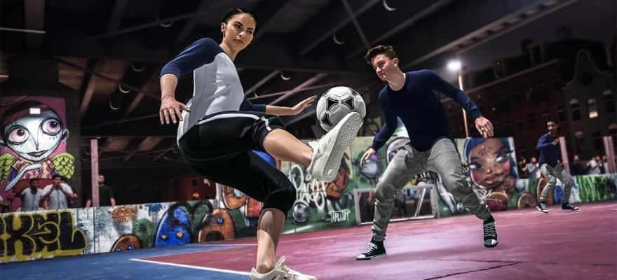 Ball Control in FIFA 20