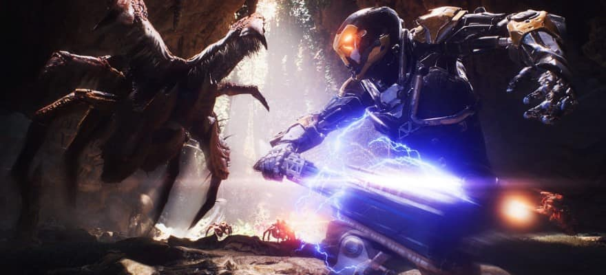 beasts in anthem pc game