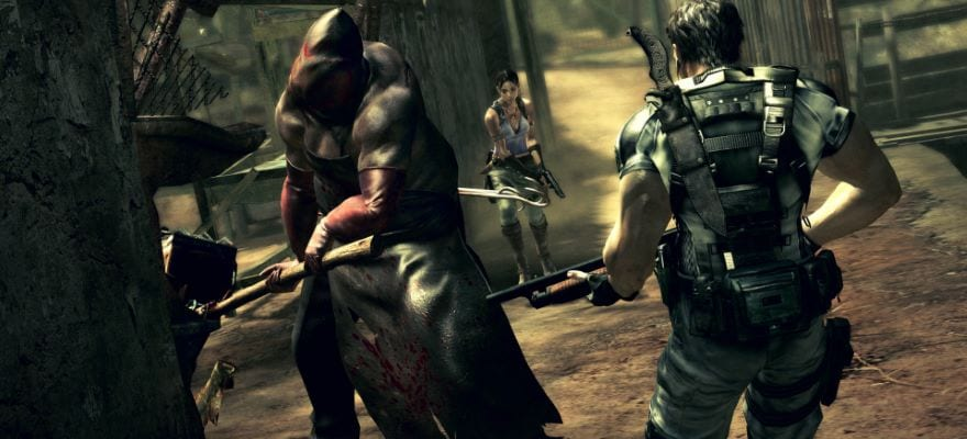 Buy Resident Evil 5 Gold Edition Steam Game Key