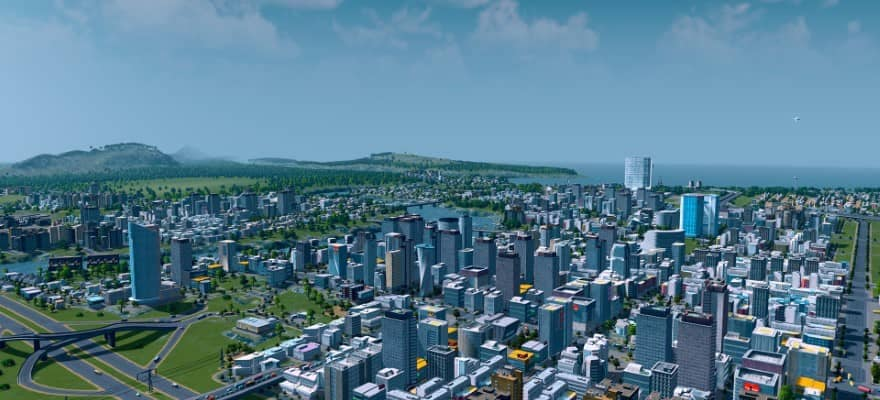 City in Cities: Skylines