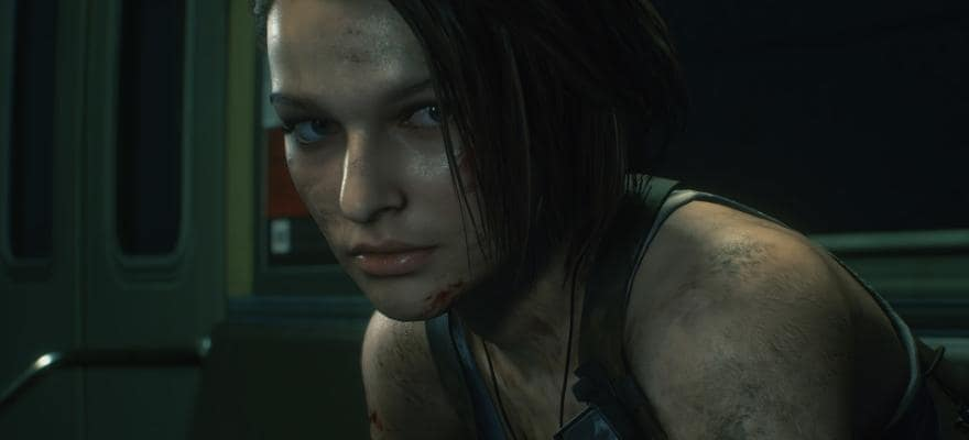 Jill Valentine in RE3 Remake