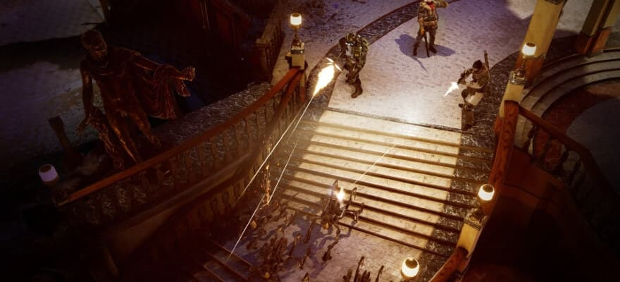 Wasteland 3 gameplay