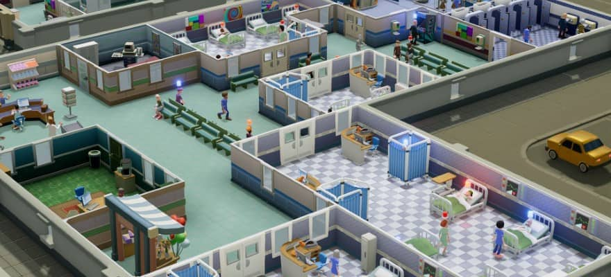 Two Point Hospital Simulator