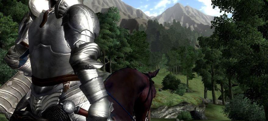Elder Scrolls Oblivion character