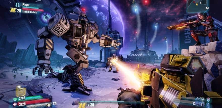 Borderlands Pre-Sequel Game