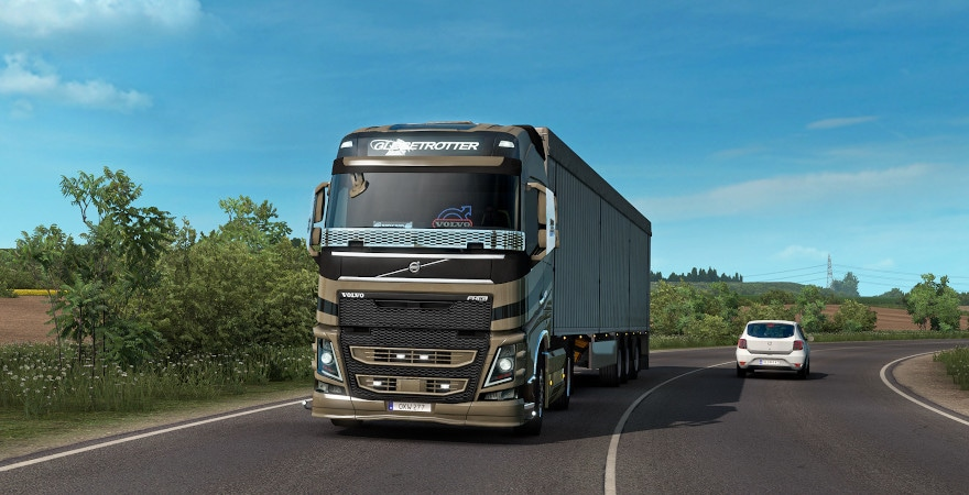 Euro Truck Simulator 2 - FH Tuning Pack - The Game