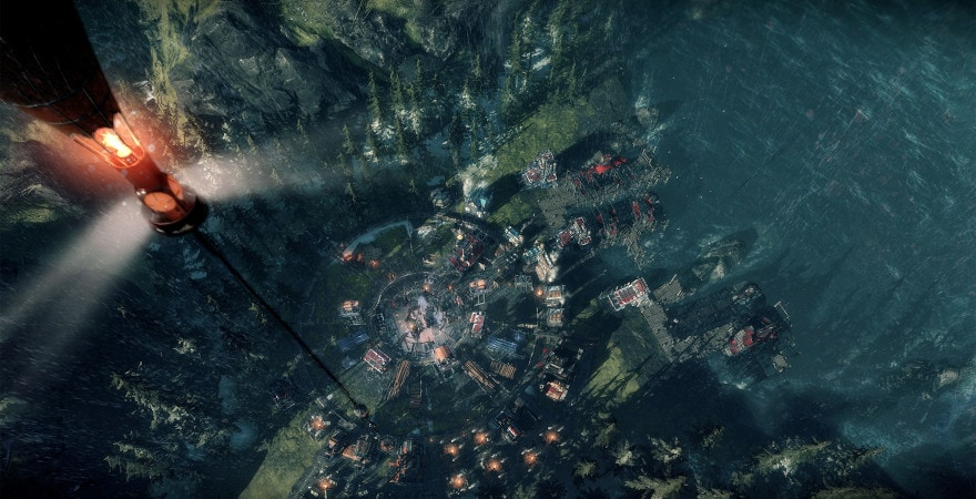 Frostpunk - the Game