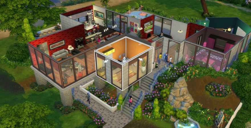 The Sims 4 -The Game
