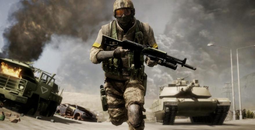 Battlefield: Bad Company 2 protagonist
