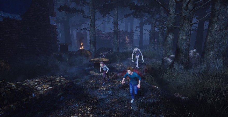 Dead by Daylight - Stranger Things Chapter - The Game