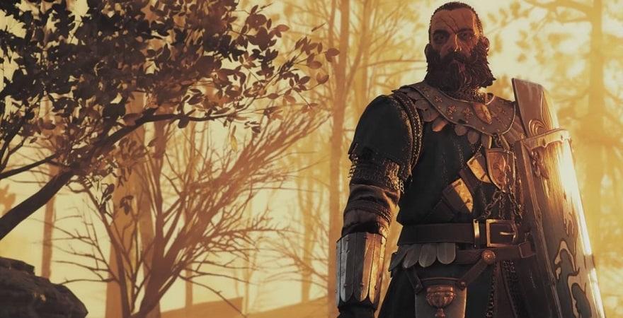 Warhammer: Vermintide 2 - Grail Knight Career