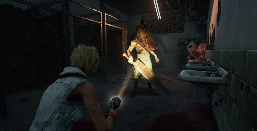 Dead By Daylight - Silent Hill Chapter - The Game