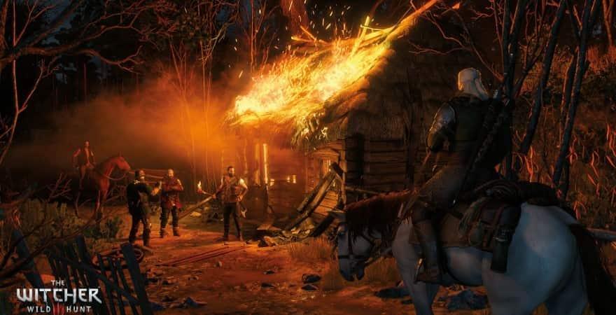 , The Witcher 3: Wild Hunt Key GOG.COM GLOBAL, P2Gamer