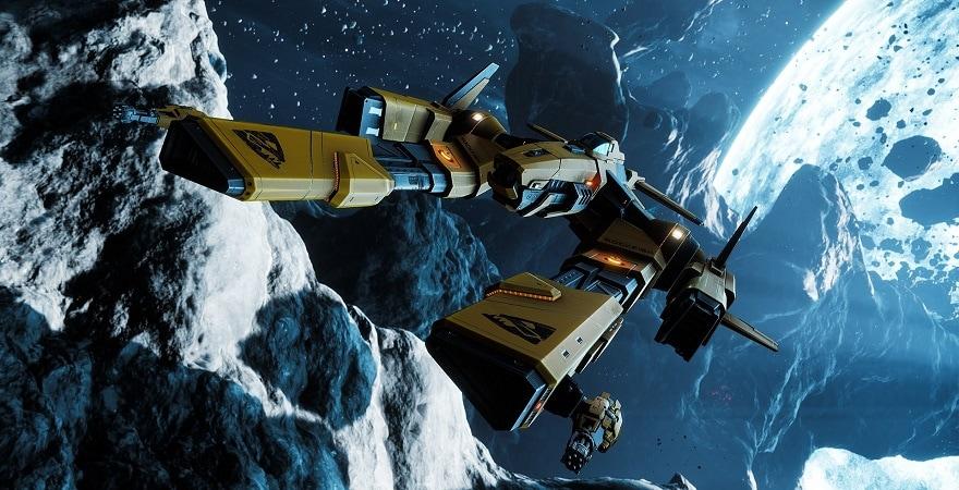 EVERSPACE 2 - ship