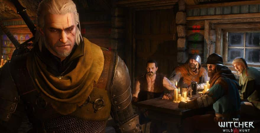 Gwent offer in Witcher 3