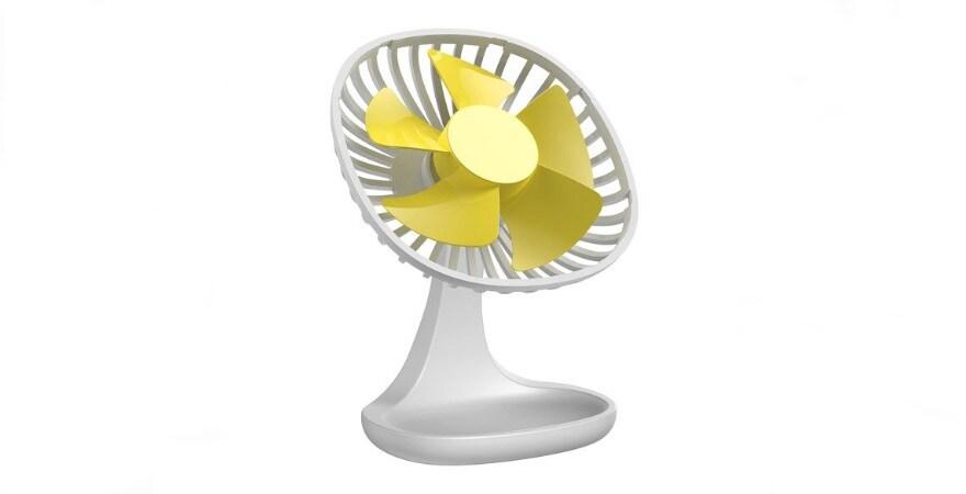 Baseus Pudding-Shaped Fan
