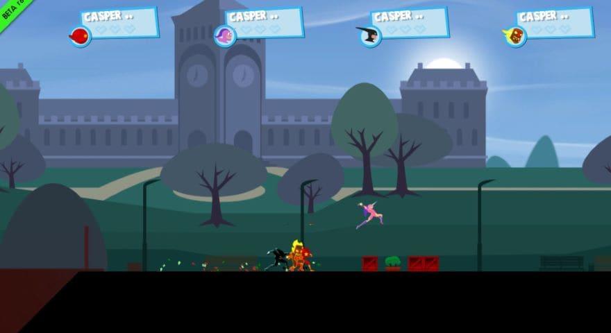 SpeedRunners game